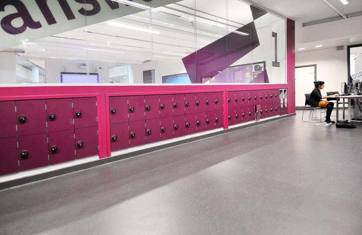 Midi School Lockers
