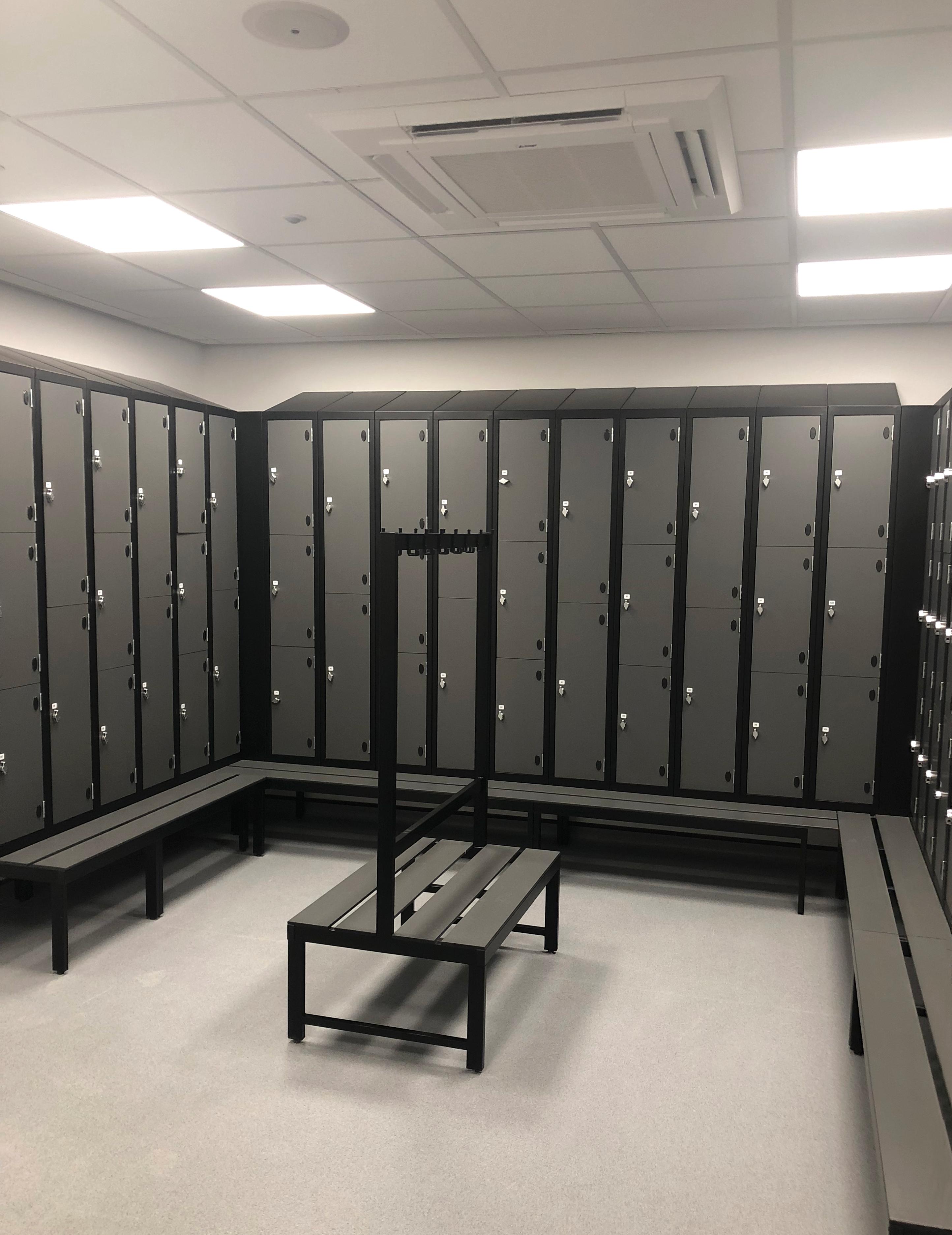 Pure gym cardiff bay case study gym lockers garran lockers