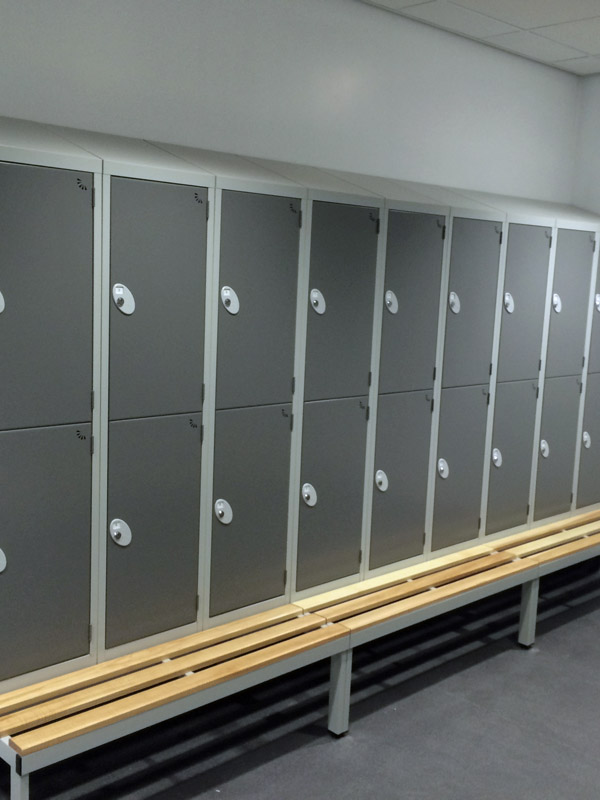 Garran Storage Lockers Bespoke Lockers