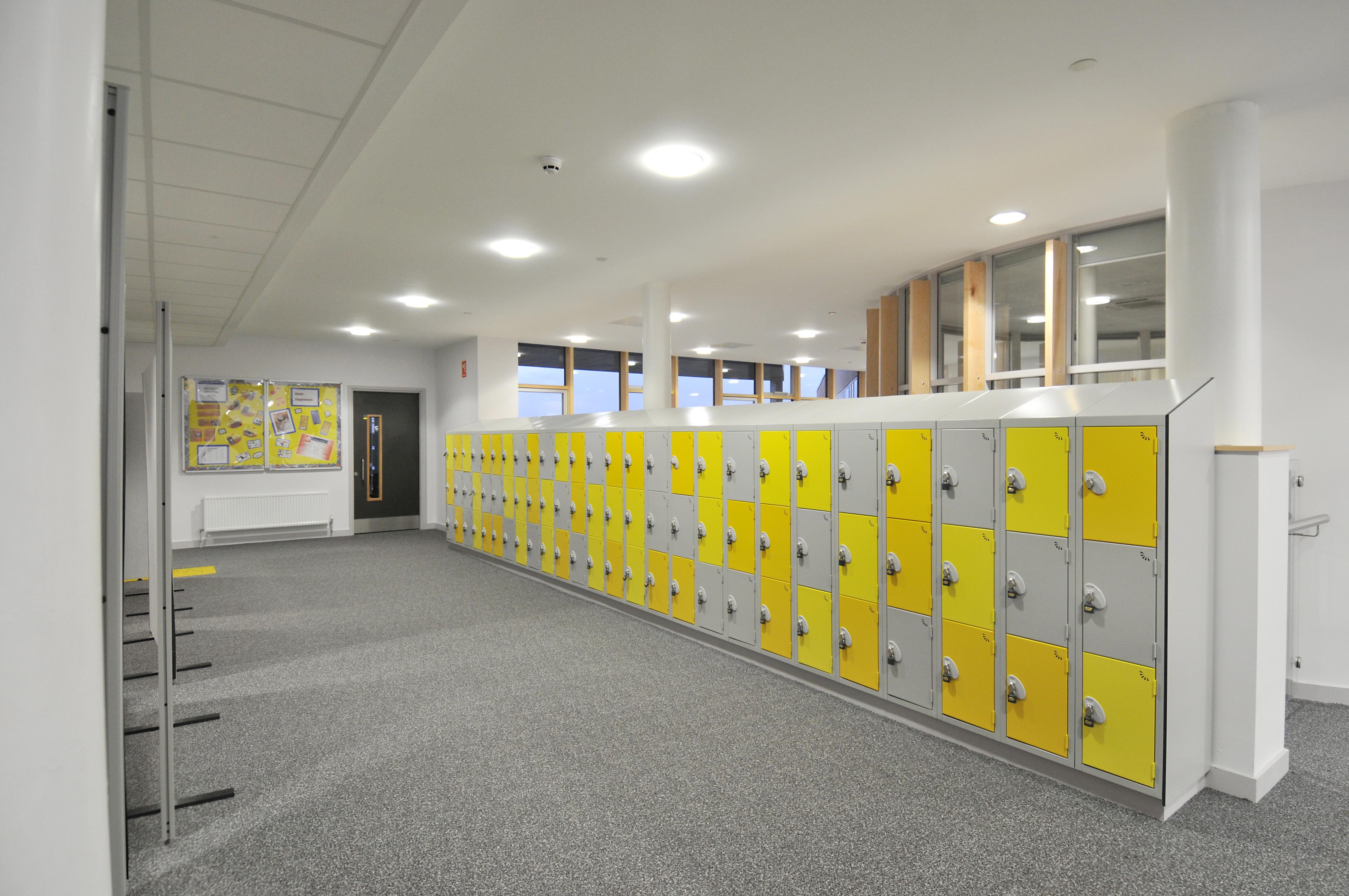 Pleckgate School Blackburn yellow grey26